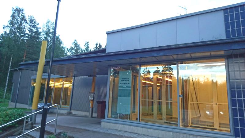 Raholan Liikuntakeskus